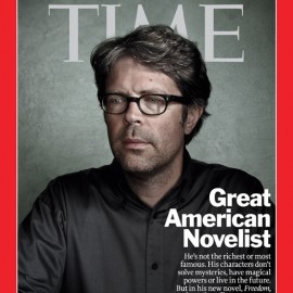 """Jonathan Franzen: """"Will Rim Bobos For Book-Of-The-Month Fame"""""""