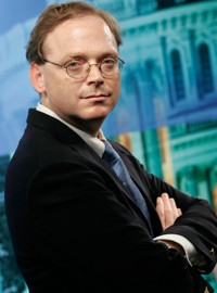 Free-Market Rent-Boy Kevin Hassett Provides First Serious Reason To Support Obamacare: Because Hassett Says It's Bad...
