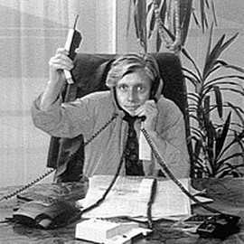 """How To Annoy Obama's Russia """"Expert"""": An Exile Classic Prank Featuring Our Old Nemesis Michael McFaul"""