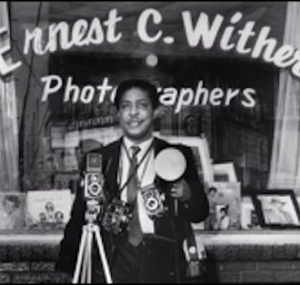 "Snitch Nation: Turns Out Ernest Withers, ""The Original Civil Rights Photographer,"" Was F.B.I. Informant Spying On Civil Rights Leaders..."