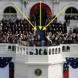 eXiled eXclusive: Charles and David Koch Made The Inaugural Ceremony Carpet Under President Obama's Feet
