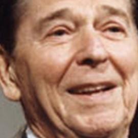 Reagan's Cheshire Snarl