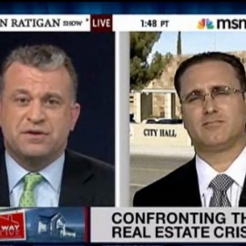 eXiled Alert! Dylan Ratigan Gives Shout Out To Yasha Levine, The eXiled For Pioneering Real Estate Market Reporting Out of Victorville