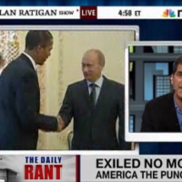 From Russia With Shame: Mark Ames Responds To Vladimir Putin's Latest Smackdown On MSNBC's Dylan Ratigan Show
