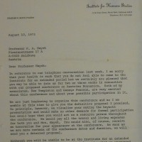 eXiled eXclusive! Read The Orignal Letter Charles Koch Sent To Friedrich von Hayek Telling Him To Sign Up For Social Security