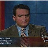 "When It Comes To Koch Apologists, Slate's David Weigel Is ""Chairman Of The Bored"""