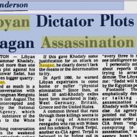 Libyan Phantoms & Iranian Assassins: Greatest Hit Squads 1981-2011