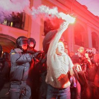 Over 10,000 In Moscow Protest Election Fraud...The 99% Everywhere Is Sick Of Oligarchy...