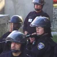 The War At Home: Amazing video from this weekend's police attack on Occupy Oakland