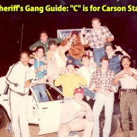 Dangerous Jails: Do Deputy Gangs Inside the Los Angeles Sheriff's Department Have a Free Pass to Rampage?