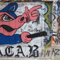 Photo Essay: Austerity Athens Street Art