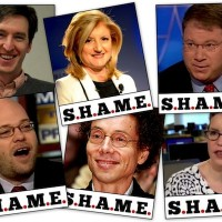 Do Your Part: Help SHAME the Media Establishment